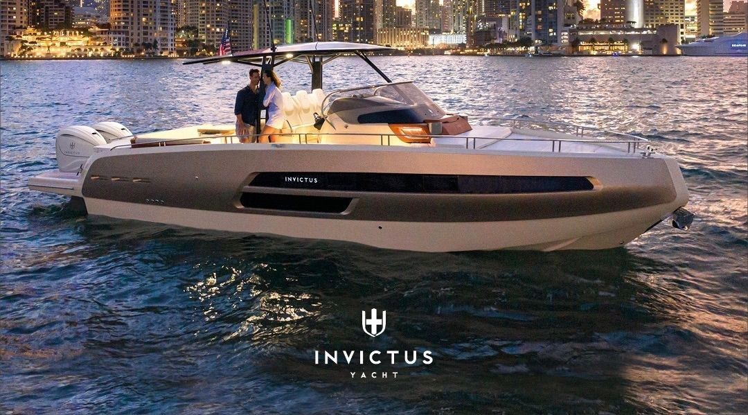Barcos Invictus 370GT S
